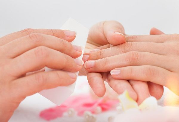 mẫu nail đẹp 2019 màu đỏ